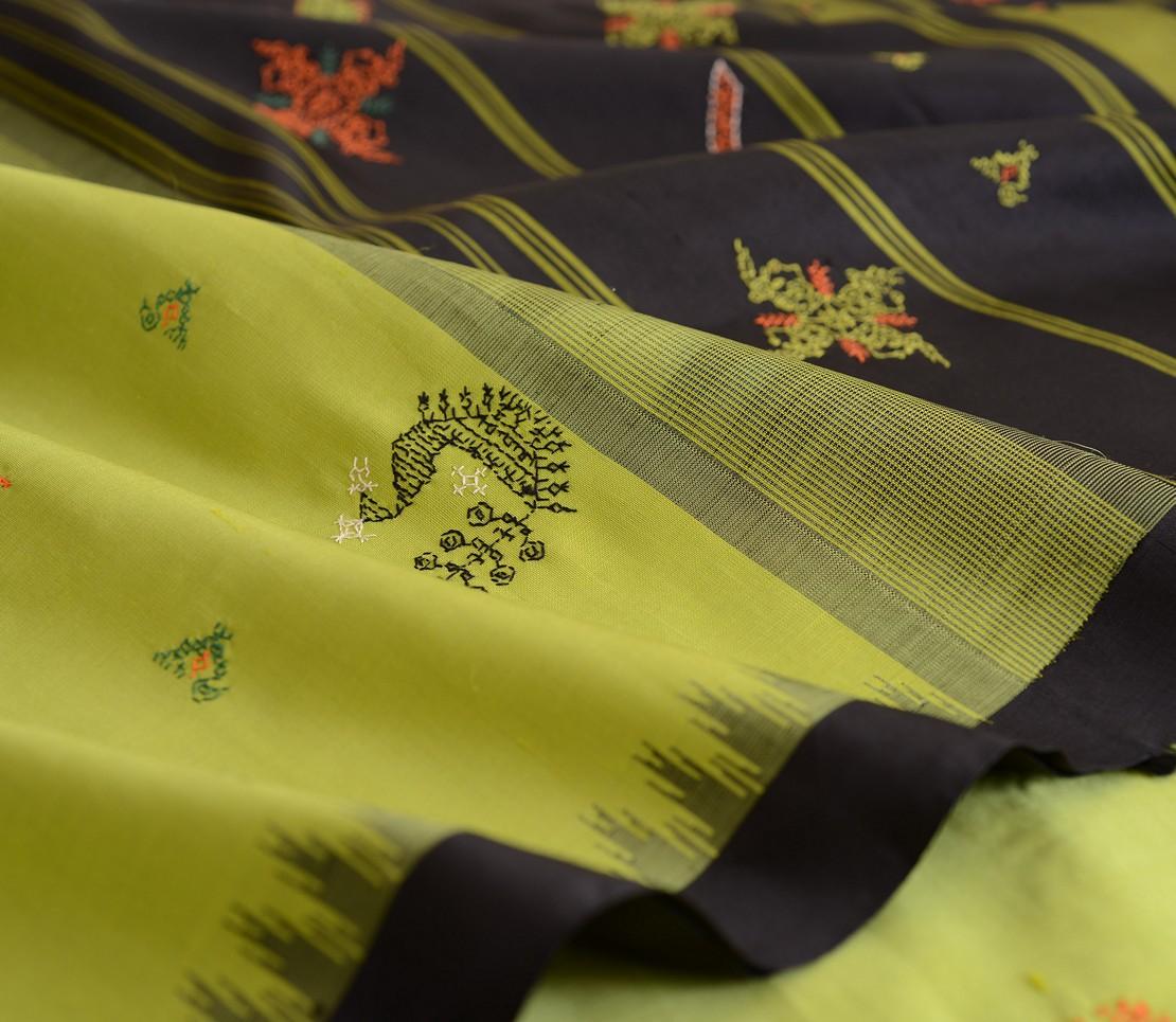 exquisite-kanjivaram-silk-saree-kasuti-weavemaya-bangalore-India-Maya-pista-green-1202022-4