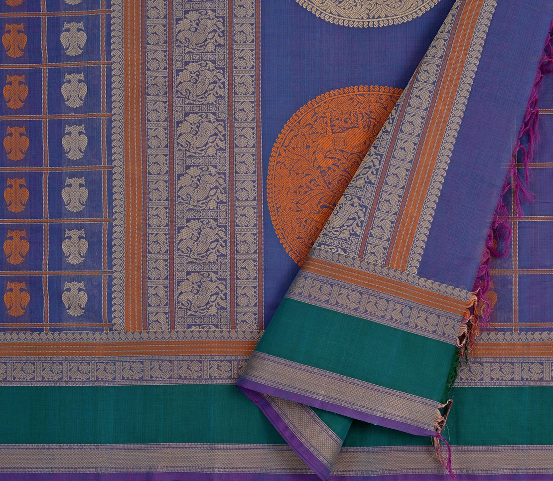 exclusive-kanchi-cotton-saree-weavemaya-bangalore-India-Maya-violet-2872010-3