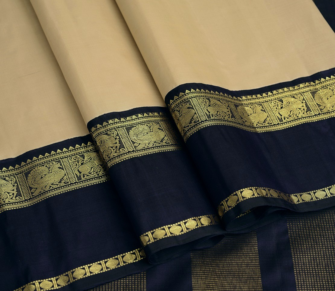 elegant-handloom-silk-saree-weavemaya-bangalore-India-Maya-off-white-5952102-wave