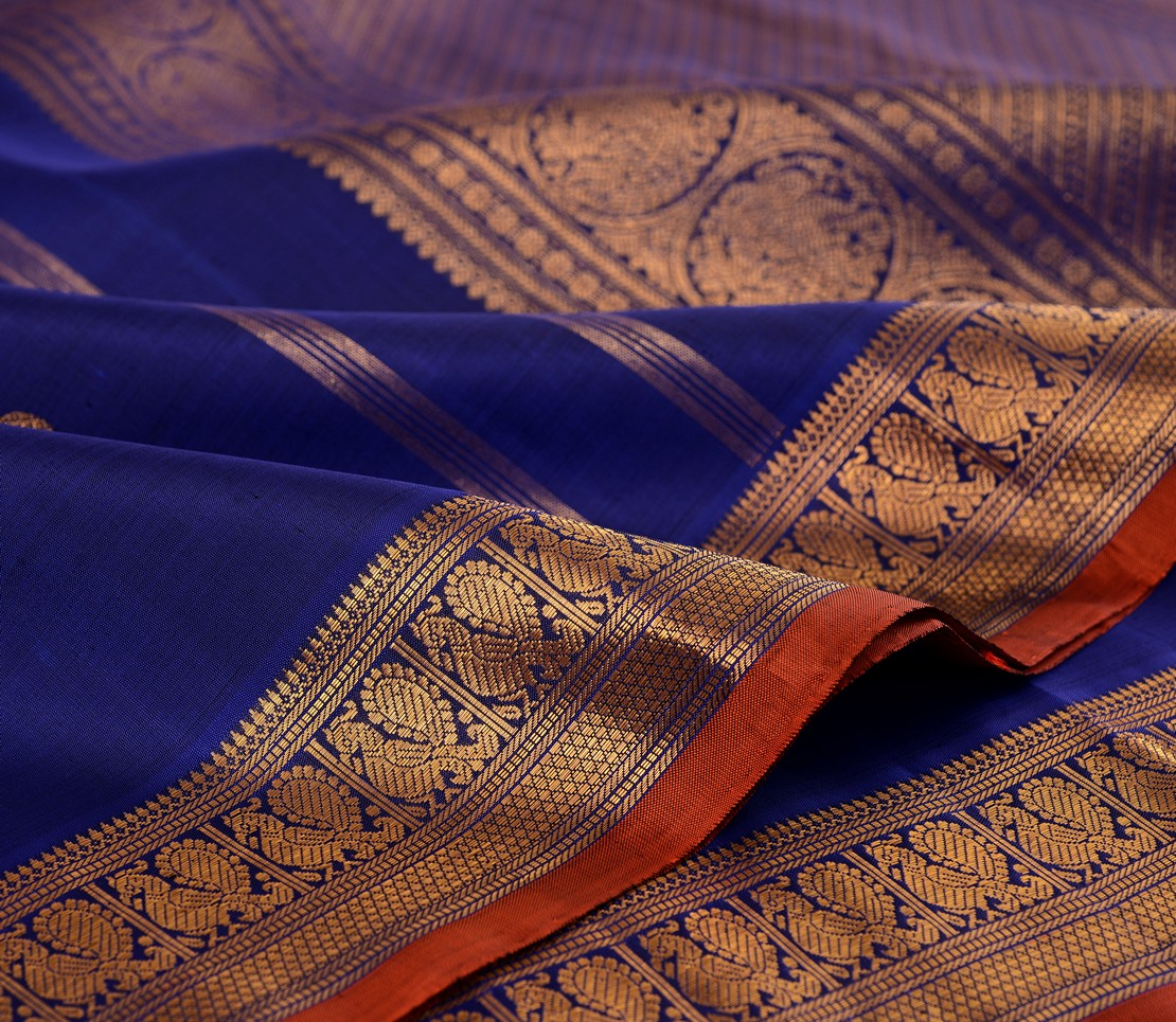 elegant-bridal-kanjivaram-silk-saree-weavemaya-bangalore-India-Maya-MSblue-6202105-wave