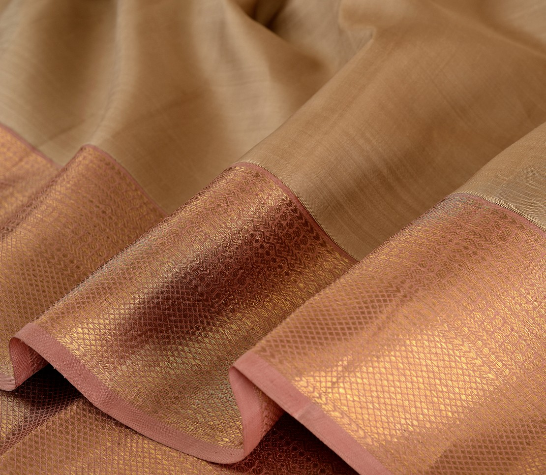 elegant-bridal-kanjivaram-silk-saree-weavemaya-bangalore-India-Maya-sepia-852102-wave