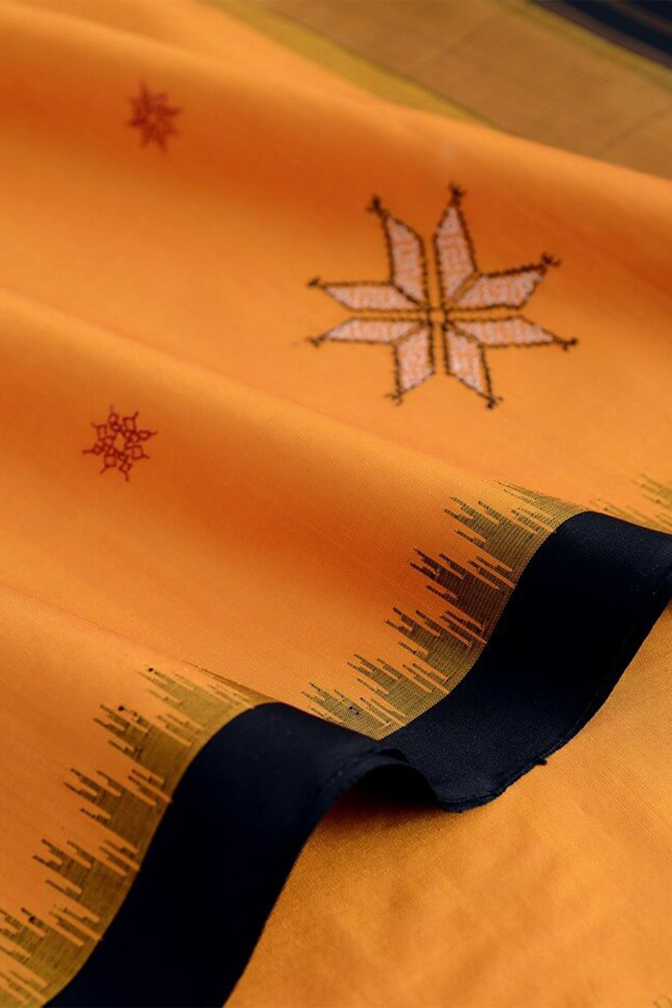 Maya-Curated-Kanjivaram-Silk-Sarees-Online-Kasuti-Range-Handwoven-Handmade-Make-In-India-Handcrafted-In-India-sq