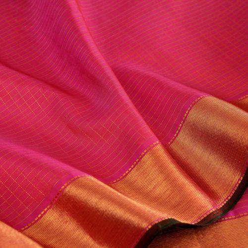 elegant-handloom-silk-saree-weavemaya-bangalore-India-Maya-pink-mutthu-kattam-4932101-wave