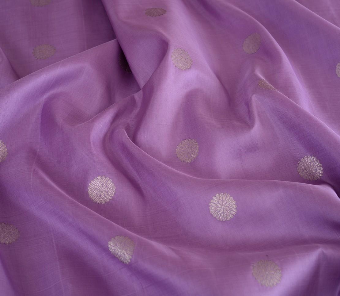 elegant-handloom-kanjivaram-silk-yardage-kamalam-butta-lavender-512103-3