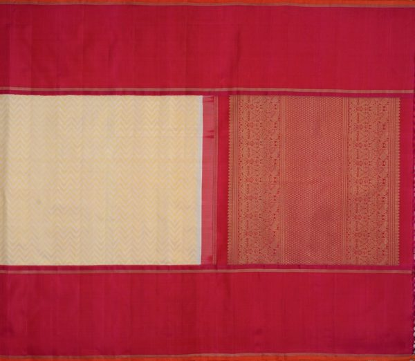 exquisite-bridal-Kanjivaram-weavemaya-Bangalore-India-Maya-offwhite-chevron-mubbhagam-rich-pallu-10082106-1