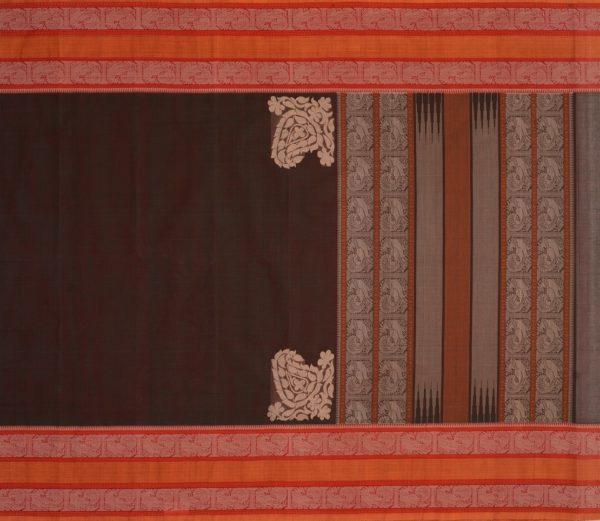 Elegant Kanchi cotton corner motif weavemaya Bangalore India Maya Manthuzir 4482167 1