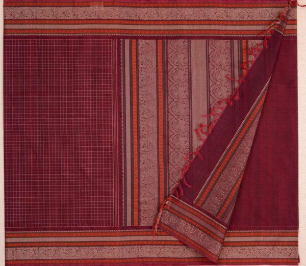 Elegant Kanchi cotton kattam weavemaya Bangalore India Maya Arakku 4482179 2