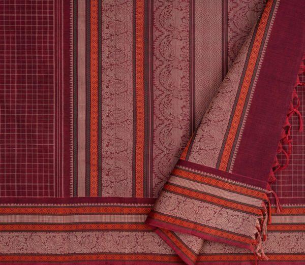 Elegant Kanchi cotton kattam weavemaya Bangalore India Maya Arakku 4482179 3
